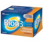 Bion 3 Energie Continue Comprimés B/60 à BOURG-SAINT-MAURICE