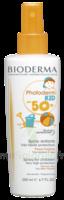 Bioderma Photoderm Kid Spf50+ Spray Fl/200ml + Gourde à BOURG-SAINT-MAURICE