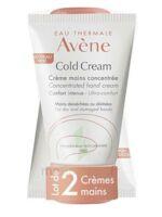 Avène Eau Thermale Cold Cream Duo Crème Mains 2x50ml à BOURG-SAINT-MAURICE