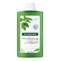 Klorane Ortie Shampooing Séboréducteur Cheveux Gras 400ml à BOURG-SAINT-MAURICE