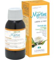 Lehning Myrtine Inhalante Solution D'inhalation 5 Huiles Essentiels Bio Fl/90ml à BOURG-SAINT-MAURICE