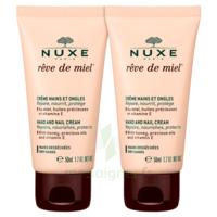 Rêve De Miel® Crème Mains Et Ongles 2*50ml à BOURG-SAINT-MAURICE