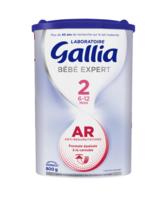 Gallia Bebe Expert Ar 2 Lait En Poudre B/800g à BOURG-SAINT-MAURICE