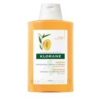 Klorane Beurre De Mangue Shampooing Cheveux Secs 200ml à BOURG-SAINT-MAURICE
