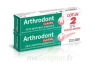 Pierre Fabre Oral Care Arthrodont Dentifrice Classic Lot De 2 75ml à BOURG-SAINT-MAURICE