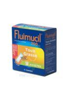 Fluimucil Expectorant Acetylcysteine 200 Mg Adultes Sans Sucre, Granulés Pour Solution Buvable En Sachet édulcorés à L'aspartam Et Au Sorbitol à BOURG-SAINT-MAURICE