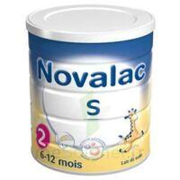 Novalac S 2 Lait En Poudre Satiétant 2ème âge B/800g à BOURG-SAINT-MAURICE