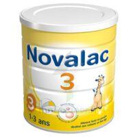 Novalac 3 Lait De Croissance B/800g à BOURG-SAINT-MAURICE