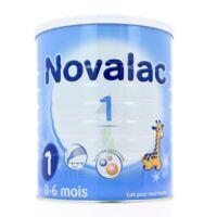 Novalac 1 Lait En Poudre 1er âge B /800g à BOURG-SAINT-MAURICE