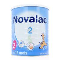 Novalac 2 Lait En Poudre 2ème âge B/800g* à BOURG-SAINT-MAURICE