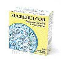 Pierre Fabre Health Care Sucredulcor Effervescent Boîtes De 600 Comprimés à BOURG-SAINT-MAURICE