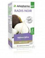 Arkogélules Radis Noir Bio Gélules Fl/40 à BOURG-SAINT-MAURICE