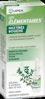 Les Elementaires Solution Nasale Nez Très Bouché 15ml à BOURG-SAINT-MAURICE