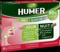 Humer Nez/gorge Jour&nuit 15 Comprimés à BOURG-SAINT-MAURICE