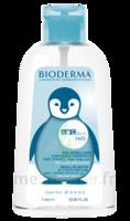 Abcderm H2o Solution Sans Rinçage Nettoyante Bébé Fl Pompe/1l à BOURG-SAINT-MAURICE