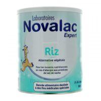 Novalac Expert Riz Lait En Poudre 0-36mois B/800g à BOURG-SAINT-MAURICE