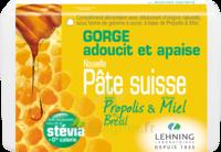 Lehning Pâte Suisse Pastilles à Sucer Miel Propolis B/50g à BOURG-SAINT-MAURICE
