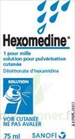 Hexomedine 1 Pour Mille, Solution Pour Pulvérisation Cutanée En Flacon Pressurisé à BOURG-SAINT-MAURICE