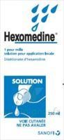 Hexomedine 1 Pour Mille S Appl Loc Fl/250ml à BOURG-SAINT-MAURICE
