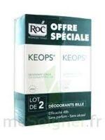 Keops Deodorant Bille Peaux Fragiles Lot De 2 à BOURG-SAINT-MAURICE