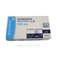 Econazole Biogaran L.p. 150 Mg, Ovule à Libération Prolongée à BOURG-SAINT-MAURICE