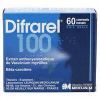 Difrarel 100 Mg, Comprimé Enrobé 6plq/10 à BOURG-SAINT-MAURICE
