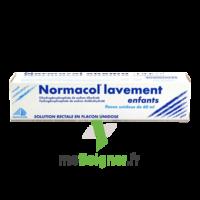 Normacol Lavement Enfants, Solution Rectale, Récipient Unidose à BOURG-SAINT-MAURICE