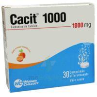 Cacit 1000 Mg, Comprimé Effervescent à BOURG-SAINT-MAURICE
