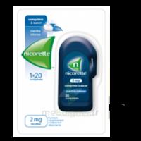 Nicorette 2 Mg Cpr à Sucer T/20 à BOURG-SAINT-MAURICE