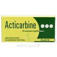 Acticarbine Comprimés Enrobés B/84 à BOURG-SAINT-MAURICE