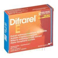 Difrarel E, Comprimé Enrobé 2plq/12 (24)