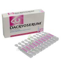 Dacryoserum Solution Pour Lavage Ophtalmique En Récipient Unidose 20unidoses/5ml à BOURG-SAINT-MAURICE