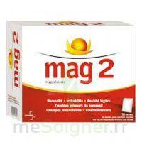 Mag 2, Poudre Pour Solution Buvable En Sachet à BOURG-SAINT-MAURICE