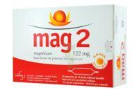 Mag 2 122 Mg S Buv En Ampoule Sans Sucre édulcoré à La Saccharine Sodique 30amp/10ml à BOURG-SAINT-MAURICE