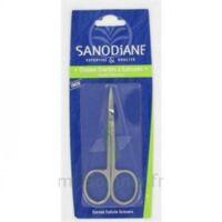 Sanodiane Ciseaux Courbes Cuticules 550 à BOURG-SAINT-MAURICE