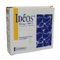 Ideos 500 Mg/400 Ui, Comprimé à Sucer Ou à Croquer à BOURG-SAINT-MAURICE
