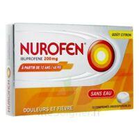 Nurofen 200 Mg, Comprimé Orodispersible à BOURG-SAINT-MAURICE