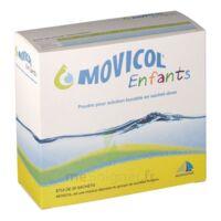 Movicol Enfants, Poudre Pour Solution Buvable En Sachet-dose à BOURG-SAINT-MAURICE