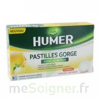 Humer Pastille Gorge à L'etrait Sec De Thym 24 Pastilles à BOURG-SAINT-MAURICE