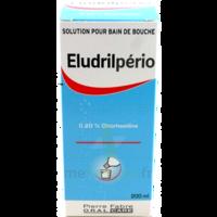 Eludrilperio 0,2 %, Solution Pour Bain De Bouche à BOURG-SAINT-MAURICE