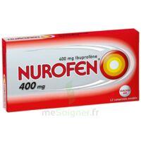 Nurofen 400 Mg Comprimés Enrobés Plq/12 à BOURG-SAINT-MAURICE