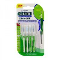 Gum Trav - Ler, 1,1 Mm, Manche Vert , Blister 4 à BOURG-SAINT-MAURICE