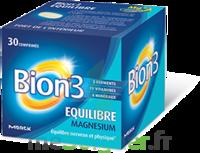 Bion 3 Equilibre Magnésium Comprimés B/30 à BOURG-SAINT-MAURICE