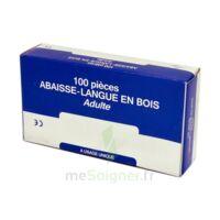 Cooper Abaisse-langue Bois Adulte B/100 à BOURG-SAINT-MAURICE