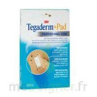 Tegaderm + Pad, 9 Cm X 15 Cm , Bt 5 à BOURG-SAINT-MAURICE