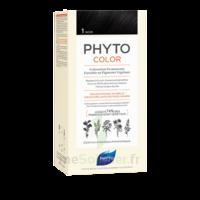 Phytocolor Kit Coloration Permanente 1 Noir à BOURG-SAINT-MAURICE