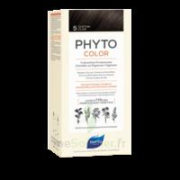 Phytocolor Kit Coloration Permanente 5 Châtain Clair à BOURG-SAINT-MAURICE