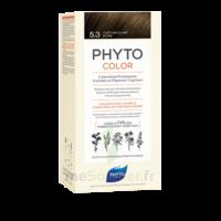 Phytocolor Kit Coloration Permanente 5.3 Châtain Clair Doré à BOURG-SAINT-MAURICE