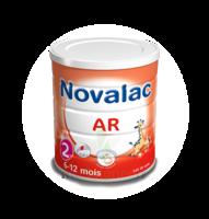 Novalac Ar 2 Lait En Poudre Antirégurgitation 2ème âge B/800g à BOURG-SAINT-MAURICE