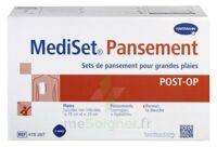 Mediset® Set De Pansement Post Op Avec Coupe-fil Pour Grandes Plaies - Boîte De 3 Soins à BOURG-SAINT-MAURICE